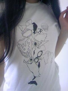 4月バカとTシャツとアタシ