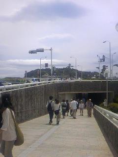 江ノ島ふたたび