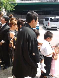 ショーちゃんの結婚式