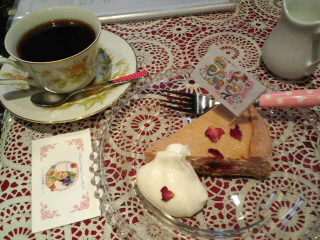 写真とオンナとお菓子