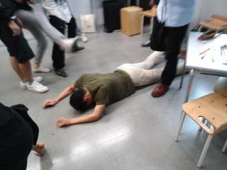 中島晶子先生あらわる!