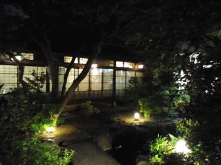 上野の温泉地