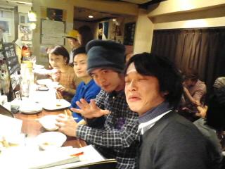松崎大宴会終了!