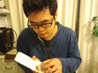 ばんごはん2015/04/01
