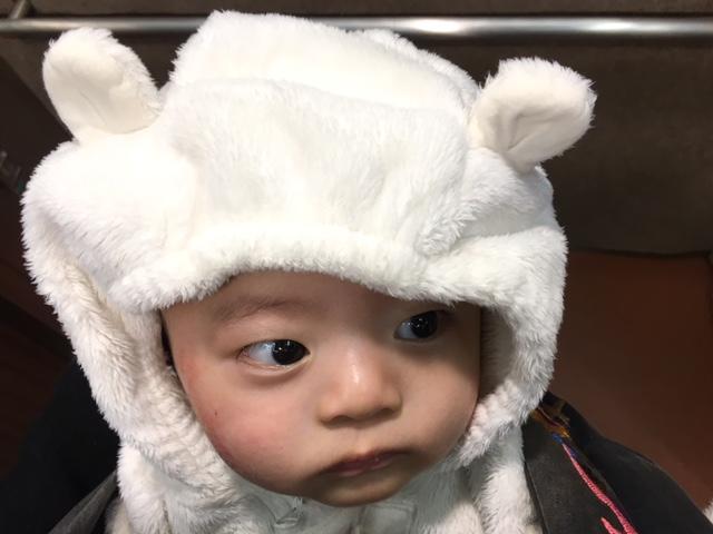 赤ちゃん全盛期